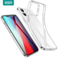 ESR Case for iPhone 12 Pro Max Mini, Clear Soft TPU Transparent Back Cover Slim