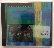 Israel Vibration Ras Portraits CD Ras Records Roots Reggae Brand New Sealed Rare