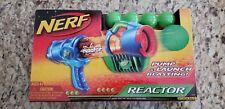 NERF REACTOR - Pump & Launch Blasting - Gun Shoots Balls - SEALED!