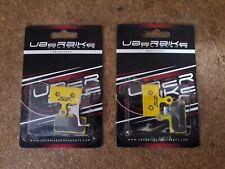 Uberbike Shimano XTR M9020 M9100 M9000 M985 Sintered Disc Brake Pads (2 Pairs)