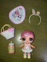 LOL Surprise Dolls Spring Bling Easter Limited Edition Hops Opened