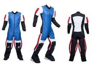 Skydiving jumpsuit Skydrive gripper suit with red grippers unique design