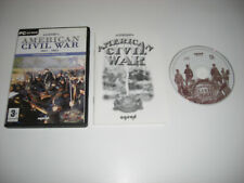 AGEOD's AMERICAN CIVIL WAR 1861-1865 Pc Cd Rom - FAST POST