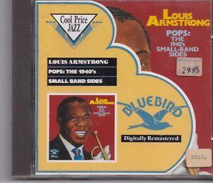Louis Armstrong-Pops cd album