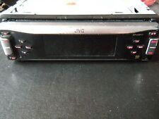 JVC KD-LH81 1Car Stereo / CD / Radio / Faulty