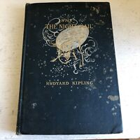 First American Edition WITH THE NIGHT MAIL Rudyard Kipling Doubleday 1909