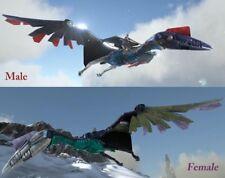 Ark Survival Evolved Xbox One PvE A Tek Quetzal Unleveled 238+ wPlatform Saddle