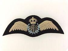 WWII Royal Austalia/Australian Air Force Pilot's cloth wings