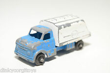 TUF-TOTS TUF TOTS LONE STAR MILK VAN TRUCK BLUE WHITE GOOD CONDITION