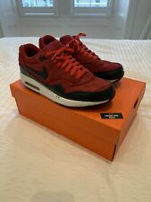 Nike Air Max 1 'Gym Red Anthracite' UK 8.5
