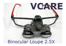 2.5x Binocular Operating Loupe used in Dental Skin ophthalmic surgical loupe