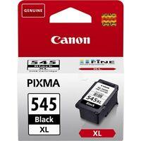 Original Canon PG-545XL schwarz/black für PIXMA MG2450 MG2550 (8286B001) 15ml