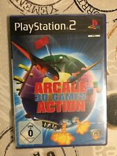 Arcade 30 Games Action - Playstation2, PS2 - Neu in Folie