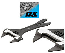 OX Pro Slim Jaw Adjustable Wrench 200mm / 8inch P560208 OX-P560208