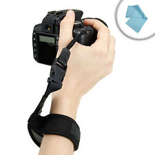 USA Gear Universal Connecting Digital Camera Wrist Strap with Easy Installation