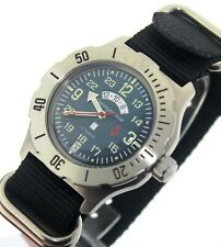 Vostok Komandirskie K-35 russian military watch 24 hourse 350753