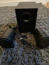 Altec Lansing BX1220 Computer Speakers w/ Subwoofer