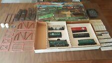 Lionel O Gauge Southern Streak 027 Gauge Train Set 6-1353 Steam Loco 2-4-0 Green
