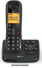 BT XD56 Single Cordless Phone with Answering Machine and Nuisance Call Blocker