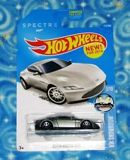 James Bond 007 Hot Wheels Spectre Aston Martin DB10 Die Cast Car 2016 New MISP