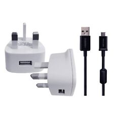 Samsung Galaxy S6 S7  REPLACEMENT WALL CHARGER & USB CABLE
