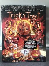 Trick 'r Treat (2007) Blu Ray New Sealed Collector's Edition w/ Slipcover