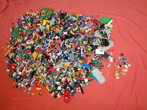 5.4 KG Lego Bundle Joblot  Mini Figures  Minifig