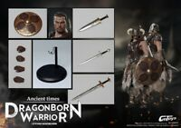 CMTOYS CM003 1/6 DRAGONBORN WARRIOR Ancient Times Male Action Figure Collection