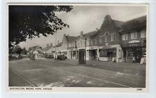 BROAD MARK PARADE, RUSTINGTON: Sussex postcard (C51636)