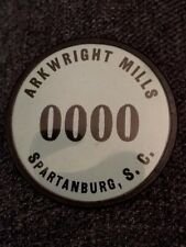 WW2  US HOMEFRONT PIN ARKWRIGHT MILLS SPARTANBURG, S.C. WHITEHEAD-HOAG
