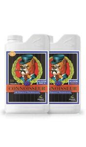 Advanced Nutrients Connoisseur Bloom A+B 1L - Ph Perfect Premium Base Nutrient