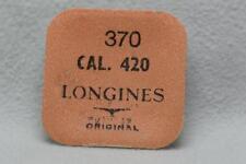 NOS Longines PART N. 370 per Calibro 420-BLOCCO SUPERIORE COMPLETO
