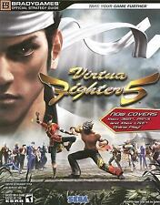 Virtua Fighter 5 (Xbox 360 and PS3) Official Strategy Guide (Official Strategy