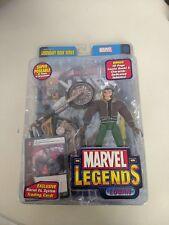 Marvel Legends  Legendary Riders Figure Logan Brown Coat w/ Green Pants variant