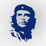 Che Guevara Revolution Tuner Tuning Blau Blue Auto Vinyl Decal Sticker Aufkleber