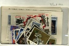 Poland MNH 1971 Complete Year set