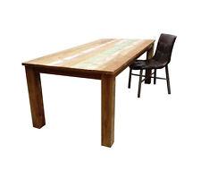 Möbel im Shabby-Stil aus Teak fürs Esszimmer
