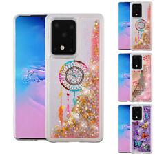 for Samsung Galaxy S20 Plus Ultra Quicksand Liquid Glitter Case Cover+PryTool