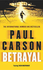 Paul Carson Betrayal Paperbook