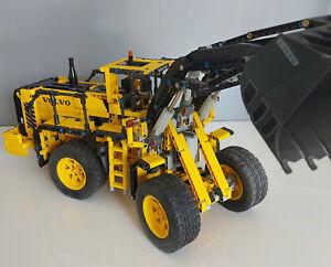 LEGO Technic Volvo L350F Chargeuse sur Pneus avec Télécommande (42030)