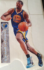 """Harrison Barnes Fathead Official 27"""" Player Graphic w/ Name Sign Warriors #40"""