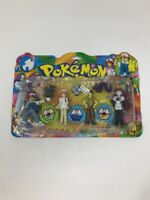 rare pokemon toy set from the original series impossible find Ash Catchem Go