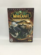World of Warcraft : Mists of Pandaria Expansion Set XP, Vista, 7, 8 Etc.