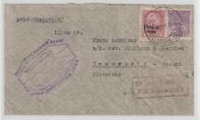 Zeppelin 3. Südamerikafahrt, Brasilianische Post
