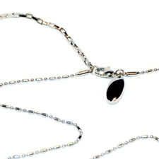 Energetix 4you Magnetic Jewelry Links Stainless Steel Necklace 537 Plain Silver