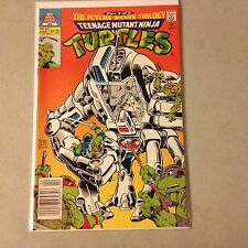 TEENAGE MUTANT NINJA TURTLES ADVENTURES #43 Archie NEWSSTAND Rare 1st Print NM