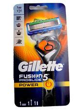 Gillette ProGlide Flexball Power Rasierer, Flexball Technologie batteriebetriebe