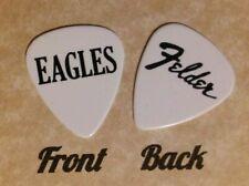 EAGLES - THE EAGLES band logo DON FELDER signature guitar pick  -(w)