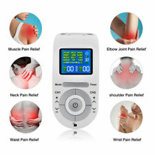 Electronic Unit Pulse Massager Muscle Stimulator Relaxing Therapy Pain Relief