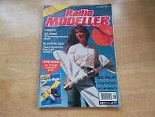 RADIO MODELLER MAG SEPT 1993 ELECTRIC FLIGHT SUPPLEMENT WITH MINUS CANARD PLANS